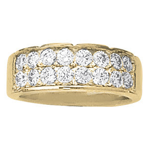 Multi-stone Diamond Ring (1 1/8 cts) - 82452