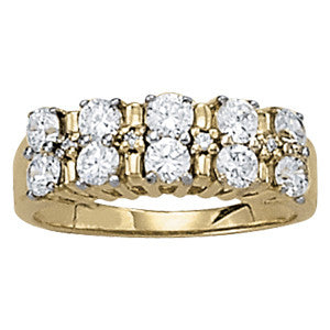 Multi-stone Diamond Ring (1 1/8 cts) - 83407