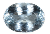 Aquamarine - 4.30 Cts - Oval Cut - Untreated - Brazilian Stone