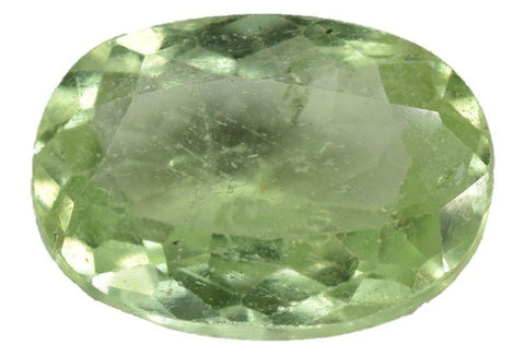 Peridot - 4.05 Cts - Oval Cut - Pakistan