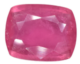 Pink Tourmaline - 5.15 CTS - Cushion cut - Afghanistan Stone