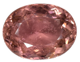 Pink Tourmaline - 3.10 CTS - Oval Cut - Afghanistan Stone