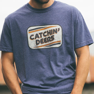 Retro Patch Tee