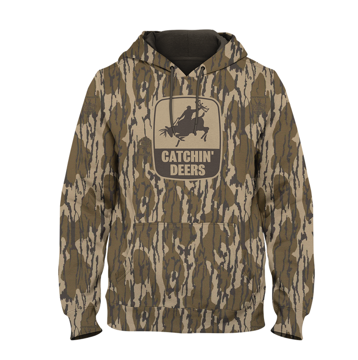 Giddy-Up Hoodie Mossy Oak BOTTOMLAND™