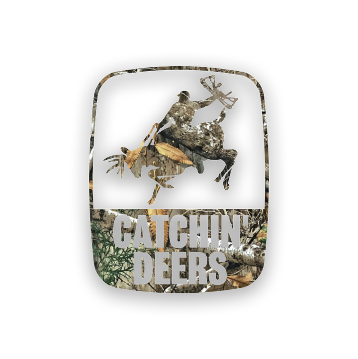"Realtree™ Giddy-Up Patch Decal (6"")"