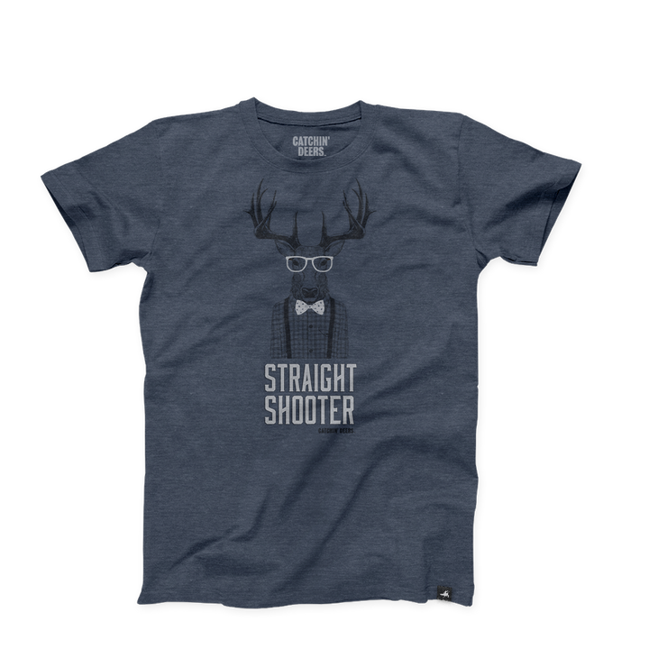 Straight Shooter Tee