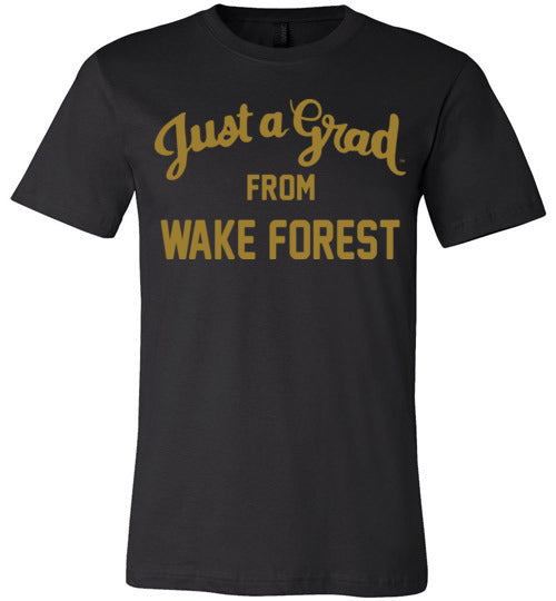 Wake Forest Men's Tee