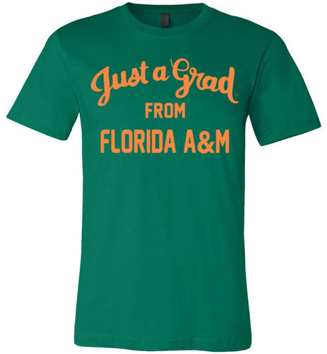 Florida A&M Men's Tee