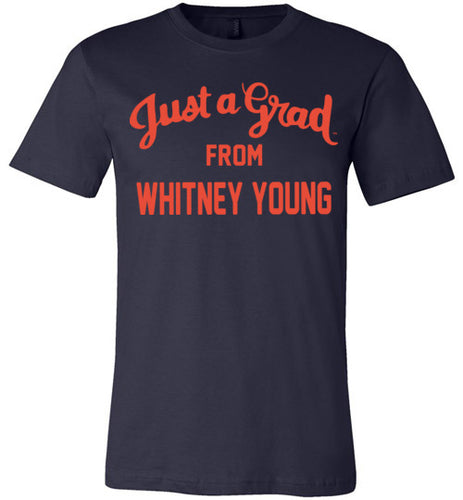 Whitney Young Men's Tee