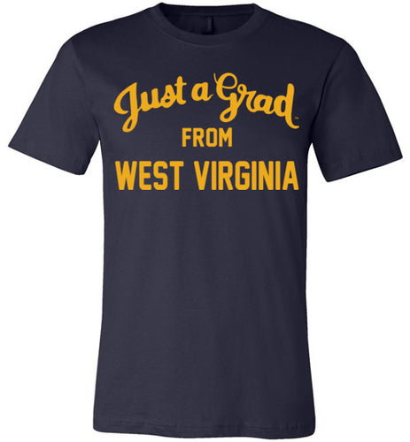 West Virginia Men's Tee