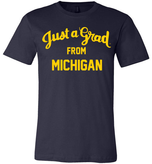 Michigan Men's Tee