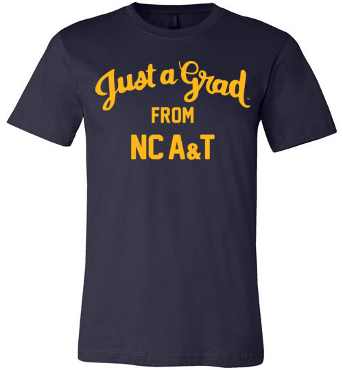 North Carolina A&T Men's Tee