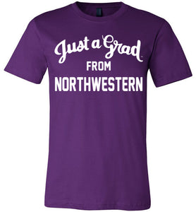 Northwestern Men's Tee