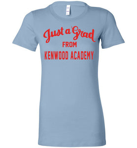 Women's Kenwood Academy Tee