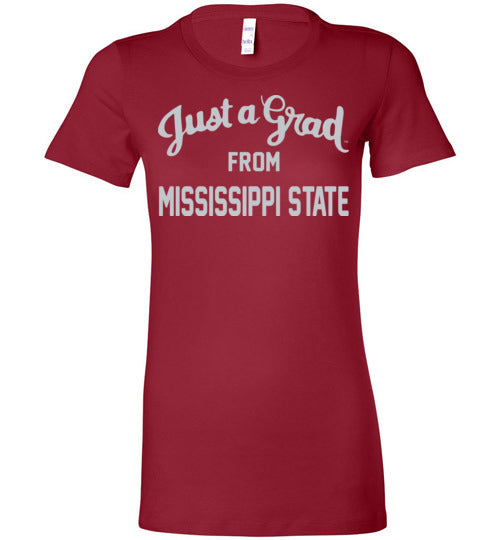 Mississippi State Women's Tee