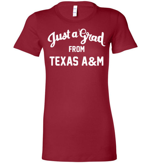Texas A&M Women's Tee