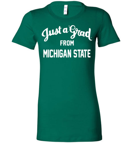 Michigan State Women's Tee