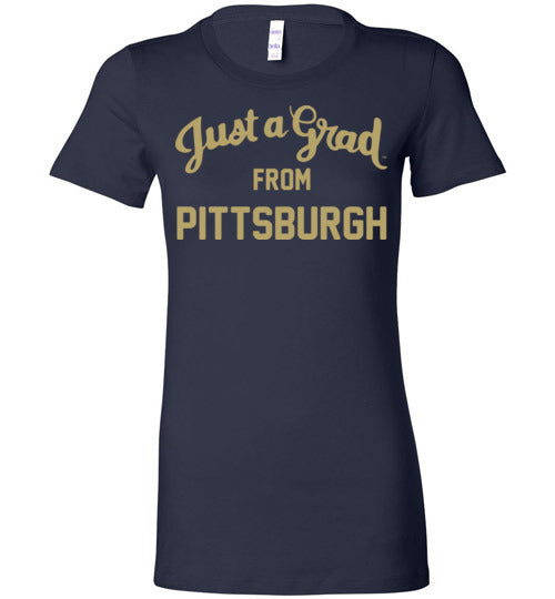 Pittsburgh Women's Tee