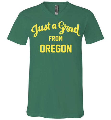 Oregon V-Neck
