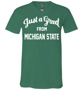 Michigan State V-Neck