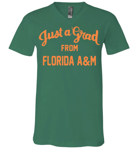 Florida A&M V-Neck