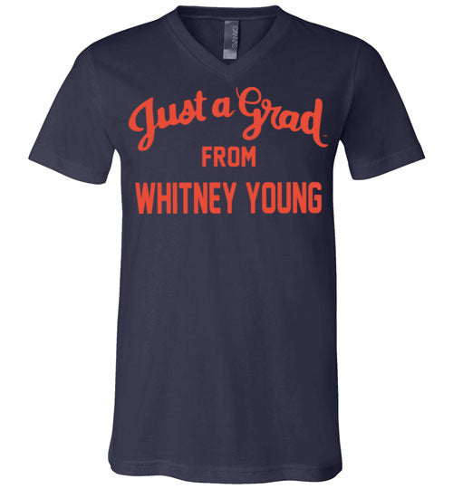 Whitney Young V-Neck