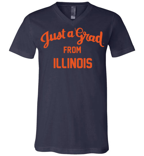 Illinois V-Neck