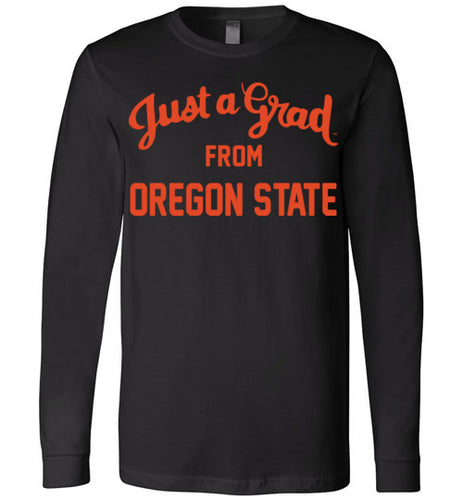 Oregon State LS Tee