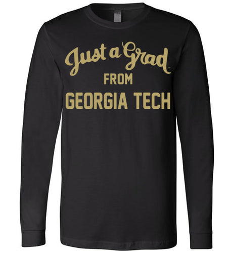Georgia Tech LS Tee