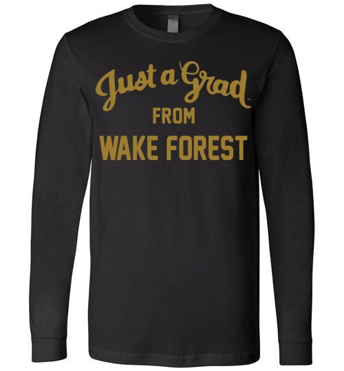 Wake Forest LS Tee