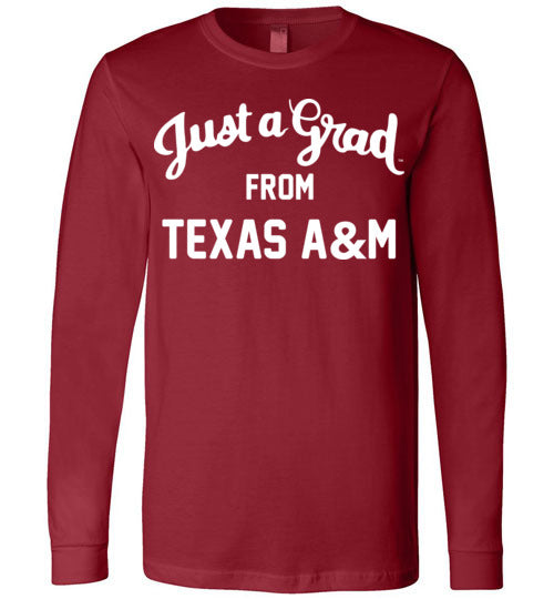 Texas A&M LS Tee