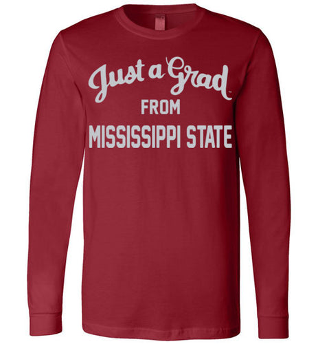 Mississippi State LS Tee