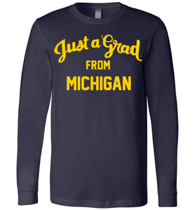Michigan LS Tee
