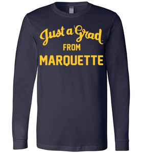 Marquette LS Tee
