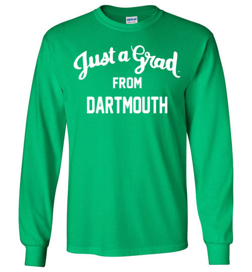 Dartmouth LS Tee
