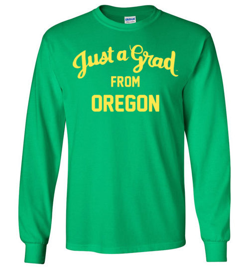 Oregon LS Tee