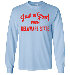 Delaware State LS Tee