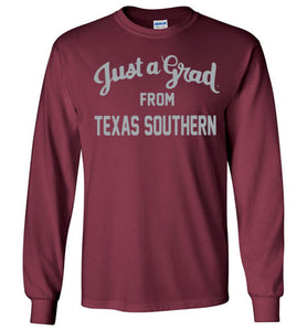 Texas Southern LS Tee