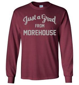 Morehouse LS Tee