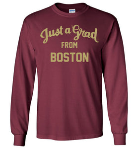 Boston LS Tee