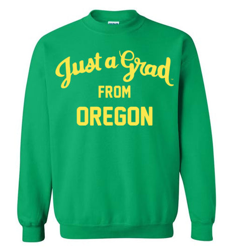 Oregon Crewneck