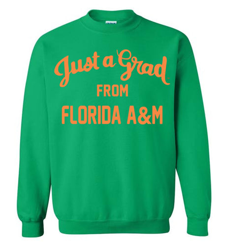 Florida A&M Crewneck