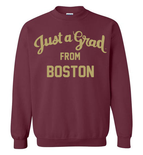 Boston Crewneck