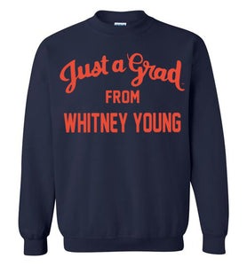 Whitney Young Crewneck