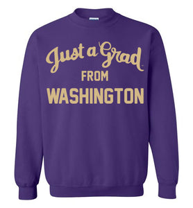 Washington Crewneck