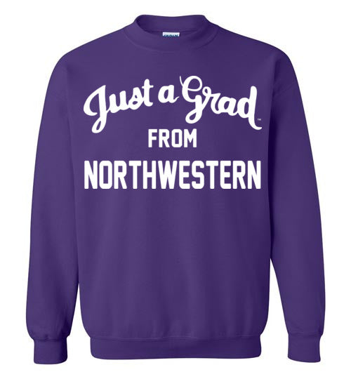 Northwestern Crewneck