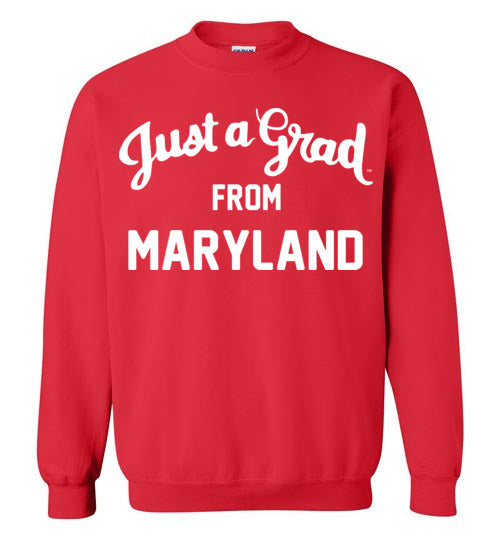 Maryland Crewneck