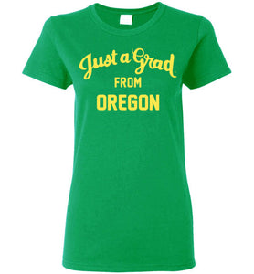 Oregon Women's Tee