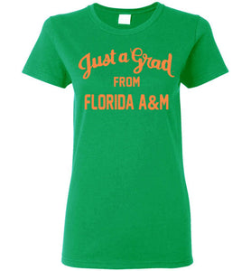 Florida A&M Women's Tee