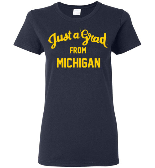 Michigan Women's Tee